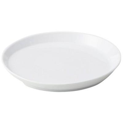 シャローXL ホワイト 白 シングルフロー 丸皿 幅240×高さ31(mm)/業務用/新品