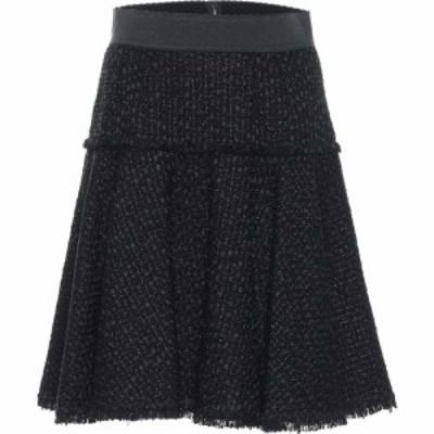 ドルチェandガッバーナ Dolce and Gabbana レディース ミニスカート スカート High-Rise Tweed Miniskirt Nero