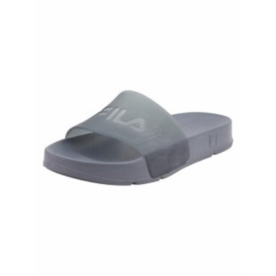 Drifter ドリフター ファッション サンダル Fila Womens Drifter Molded Castlerock Slides Sandals Shoes