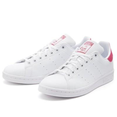 2021年春夏新作♪ adidas【アディダス】 STAN SMITH J レディース スタンスミス 【FX7522】 ボールドピンク