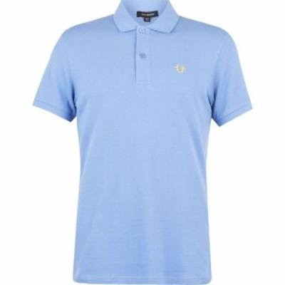 トゥルー レリジョン True Religion メンズ ポロシャツ トップス Polo Shirt Dig Blue