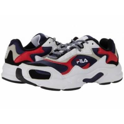 Fila フィラ レディース 女性用 シューズ 靴 スニーカー 運動靴 Luminance Fila Navy/Fila Red/White【送料無料】
