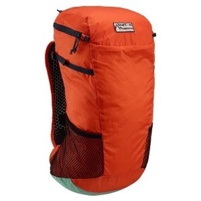 バートン メンズ バックパック・リュックサック バッグ Burton Skyward 25L Packable Backpack Orangeade Ripstop