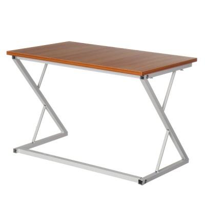 [ブラウン]2層キッチン棚電子レンジオーブンラック木製調味料収納スタンドデスクトップオーガナイザー