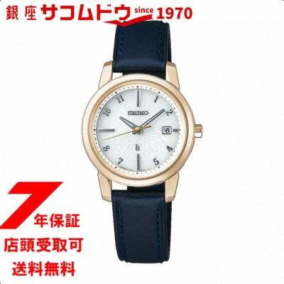セイコー ルキア SSQV088 セイコー腕時計 レディース I Collection クォーツ SEIKO LUKIA ブラック