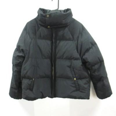 スピック&スパン Spick&Span ダウンジャケット サイズ36 S レディース 黒 冬物【中古】20210313