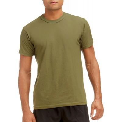 ソフィー Soffe メンズ Tシャツ 3点セット トップス Crewneck T-Shirt - 3 Pack OD Green