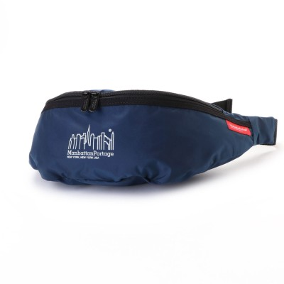 マンハッタンポーテージ Manhattan Portage CORDURA® Lite Collection Brooklyn Bridge Waist Bag (Navy)
