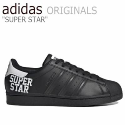 アディダス スーパースター スニーカー adidas メンズ レディース SUPERSTAR スーパースター BLACK ブラック FV2814 シューズ