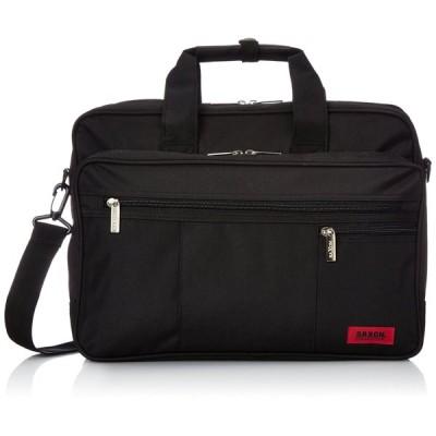 [サクソン] P300D PC対応 軽量ビジネスバッグ SAXON 51710001 BK One Size