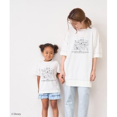 101匹わんちゃん/プリントTシャツ【kids】