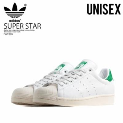 adidas(アディダス)  SUPERSTAN OG (スーパースタン OG) スタンスミス×スーパースター FTWWHT/FTWWHT/GREEN (ホワイト/グリーン) FW9328