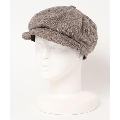 Parks TOKYO / 【NEW YORK HAT/ニューヨークハット】(UN)TWEED SPITFIRE MEN 帽子 > ハンチング/ベレー帽