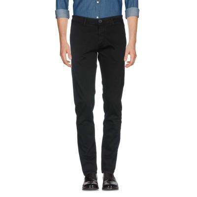 LIU •JO MAN パンツ ブラック 34 コットン 97% / ポリウレタン 3% パンツ