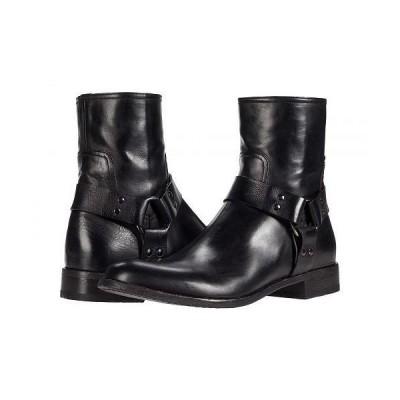 To Boot New York トゥ ブーツ ニューヨーク メンズ 男性用 シューズ 靴 ブーツ ライダーブーツ Vega - Black