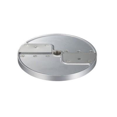 ロボクープCL-52D・50E用刃物円盤角千切り盤 2×2mm  メーカー直送/代金引換決済不可 業務用  万能調理機部品(7-0618-0312)