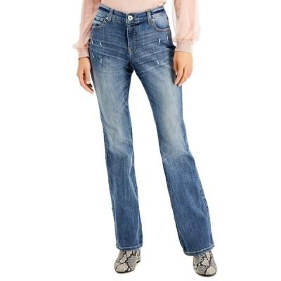 アイエヌシーインターナショナルコンセプト デニムパンツ ボトムス レディース INC Elizabeth Bootcut Jeans, Created for Macy's Kandace Wash