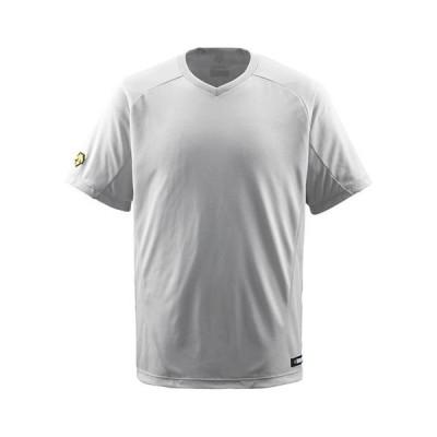DESCENTE デサント 野球・ソフトボール V首Tシャツ DB-202 SLV