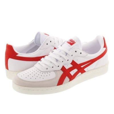 Onitsuka Tiger GSM オニツカタイガー ジーエスエム WHITE/CLASSIC RED 1183a353-101