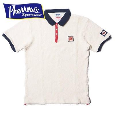 フェローズ バカパイル ポロシャツ 半袖 20S-BPP1 PHERROWS
