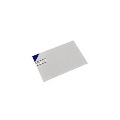 光 EB435-10 エンビ板ブルー透明 0.5x300x450