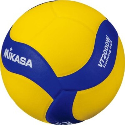 MIKASA(ミカサ)バレーボール トレーニングボール5号球 2000g VT2000W スポーツ レジャー スポーツ用品 スポーツウェア バレーボール用