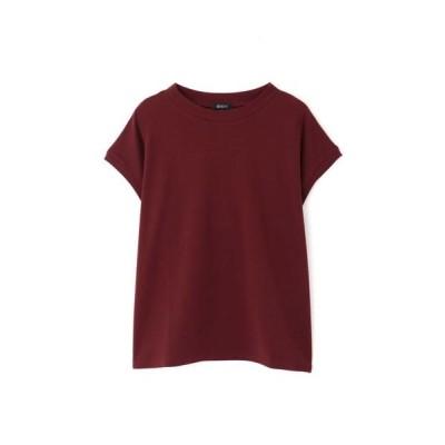 BOSCH/ボッシュ ◆モックネックTシャツ ワイン 38