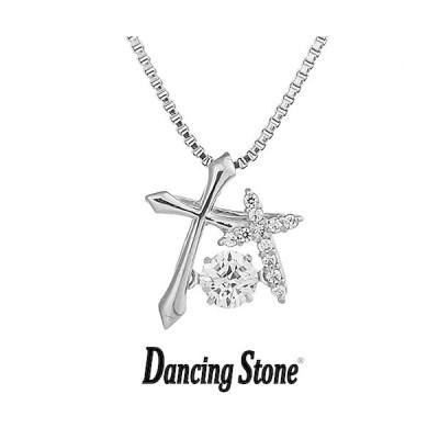 クロスフォーニューヨーク Crossfor NewYork ネックレス Dancing Stone ダンシングストーンシリーズ 人気デザイン Double Cross NYP-595