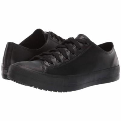 シューズフォークルーズ Shoes for Crews レディース シューズ・靴 delray Black Leather