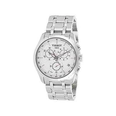 ティソ T-クラシック クチュリエ クロノグラフ 腕時計 メンズ TISSOT T035.617.11.031.00[並行輸入品]