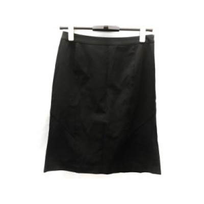 ダブリュービー wb スカート サイズ36 S レディース 美品 ダークブラウン【還元祭対象】【中古】