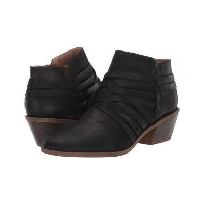 LifeStride ライフストライド レディース 女性用 シューズ 靴 ブーツ アンクルブーツ ショート Prairie - Black