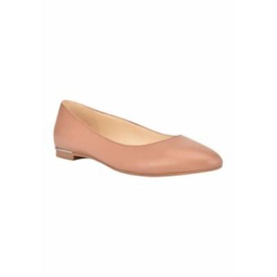 ナインウェスト レディース パンプス シューズ Corrine Pointed Toe Ballet Flats Medium Natural
