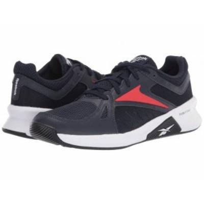 Reebok リーボック メンズ 男性用 シューズ 靴 スニーカー 運動靴 Advanced Trainer Power Navy/Vector Navy/Instinct Red【送料無料】
