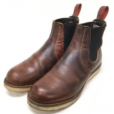 RED WING レッドウィング ショートブーツ ブーツ Boots Short Boots 8897 CHELSEA RANCHER チェルシー ランチャー サイドゴア ブーツ 10018566