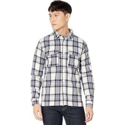 ネイティブユース NATIVE YOUTH メンズ シャツ シャツジャケット トップス Greyson Check Overshirt Blue