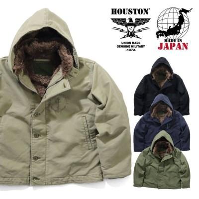 HOUSTON / ヒューストン  5NFX3 FRENCH DEC JACKET/フレンチデッキジャケット -全4色-