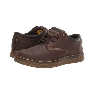 Dr. Martens Work ドクターマーチン メンズ 男性用 シューズ 靴 スニーカー 運動靴 Culvert Steel Toe SD - Dark Brown/Dark Brown/Dark Brown/Dark Brown