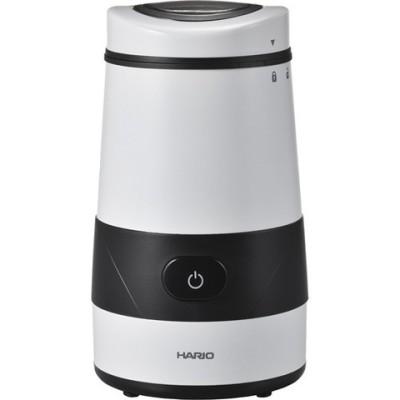 ハリオ 電動コーヒーミル・プロペラ ホワイト EMP−5−W (1台)