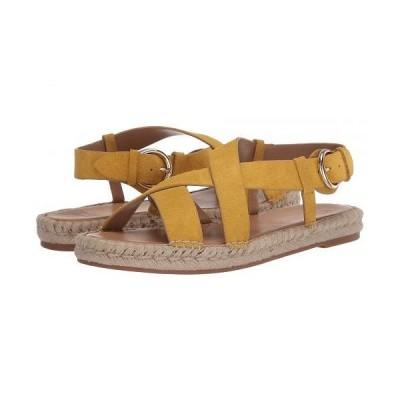 Marc Fisher LTD マークフィッシャーリミテッド レディース 女性用 シューズ 靴 サンダル Tallia - Yellow Suede