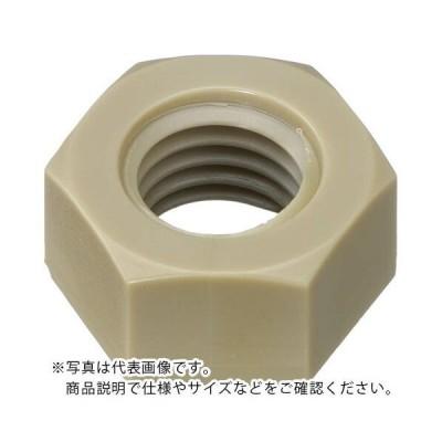 TRUSCO ポリエーテルエーテルケトン 六角ナット M3 50個入 (BPEEK-NTM3) トラスコ中山(株)