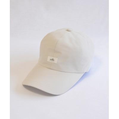 ANCHOR by ROTAR/VIVIFY / CELEB  リップストップロングツバキャップ MEN 帽子 > キャップ