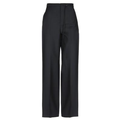 ジル サンダー JIL SANDER パンツ ブラック 40 バージンウール 73% / モヘヤ 27% パンツ