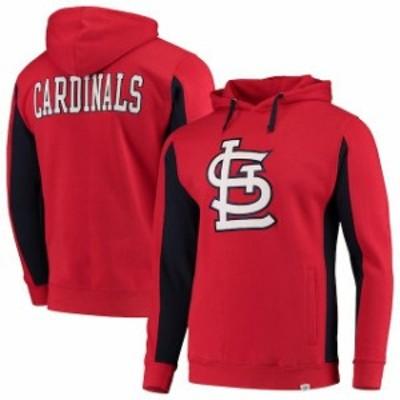 Fanatics Branded ファナティクス ブランド スポーツ用品  Fanatics Branded St. Louis Cardinals Red/Navy Team Logo