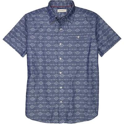 ダコタグリズリー シャツ メンズ トップス Dakota Grizzly Men's Hawley Shirt Niagara
