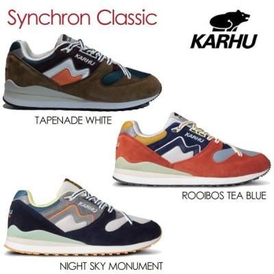 KARHU カルフ sneakers スニーカー SYNCHRON シンクロン KH802644 KH802646 KH802647