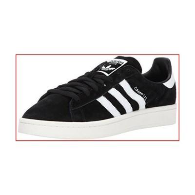 adidas Originals mens Super Star Campus Fashion Sneaker, Black/White/Chalk White, 10.5 US【並行輸入品】