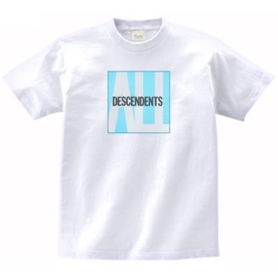 ディセンデンツ  Descendents 音楽・ロック・シネマ Tシャツ