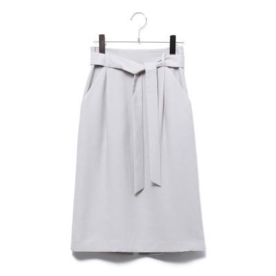 ROPE' / ロペ ポリエステルツイルタックタイトスカート