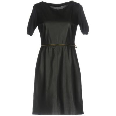 リュー ジョー LIU •JO ミニワンピース&ドレス ブラック 40 ポリエステル 100% / ポリウレタン ミニワンピース&ドレス